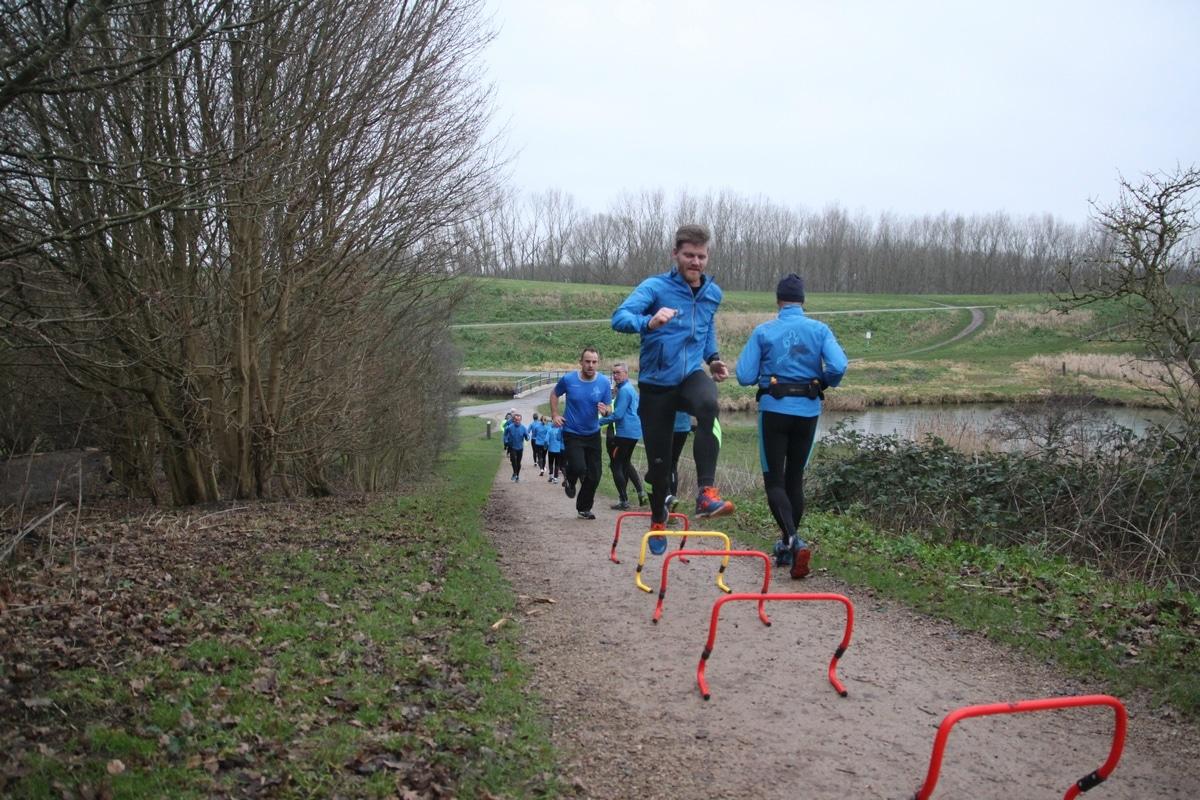 hardlopen in Capelle aan den IJssel